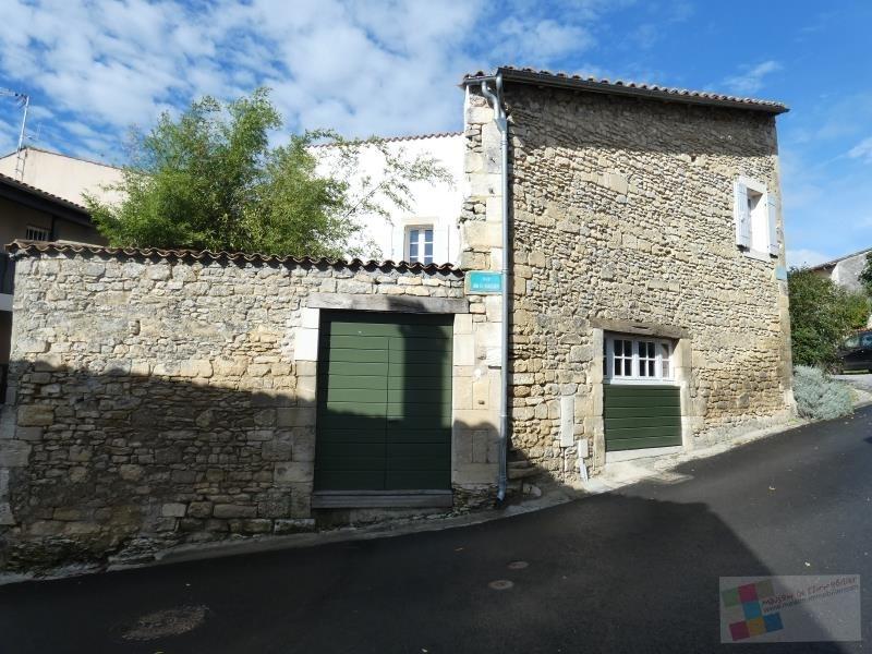 Sale house / villa St sauvant 256800€ - Picture 4