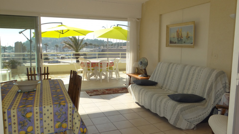 Vacation rental apartment Cavalaire sur mer 1300€ - Picture 7