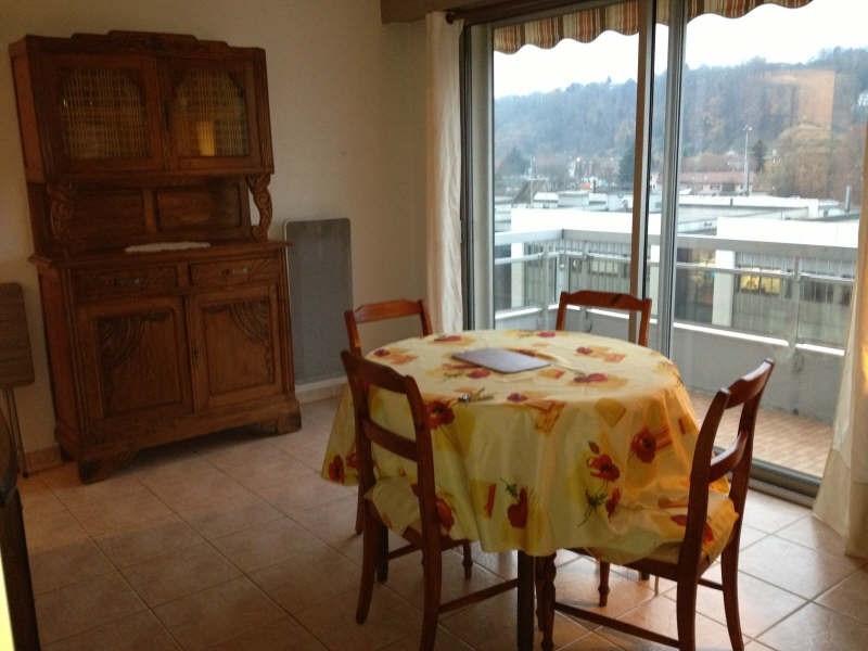 Rental apartment Aix les bains 500€ CC - Picture 1