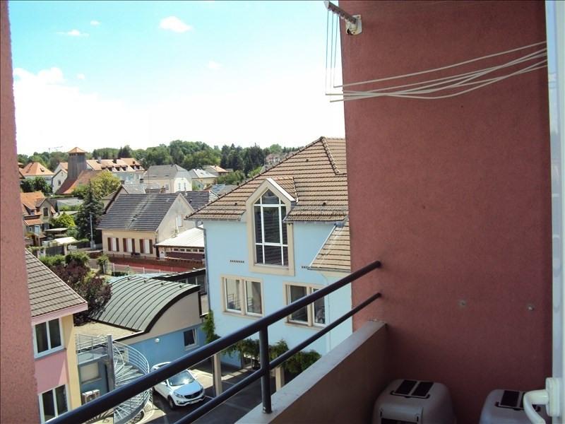 Vente appartement Riedisheim 237000€ - Photo 1