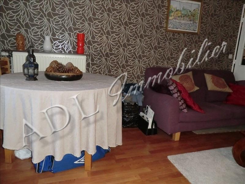 Sale apartment La chapelle en serval 136000€ - Picture 4