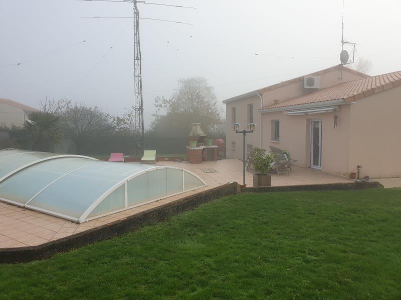 Vente maison / villa Azay le brule 228000€ - Photo 5