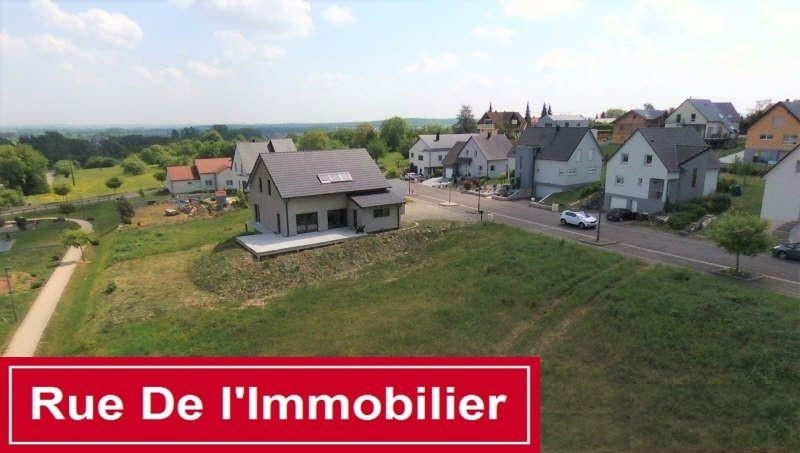 Vente terrain Ottersthal 106 820€ - Photo 2