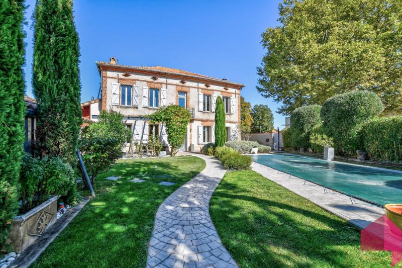 Venta  casa Verfeil 399000€ - Fotografía 1