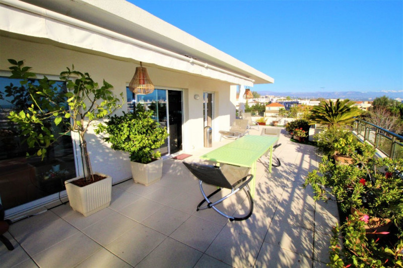 Vente de prestige appartement Antibes 730 000€ - Photo 12