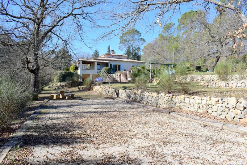 Vente maison / villa Fayence 598000€ - Photo 5