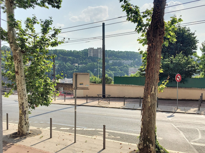 Verkoop van prestige  appartement Lyon 4ème 438000€ - Foto 1