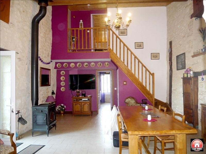 Vente maison / villa Saussignac 256000€ - Photo 3