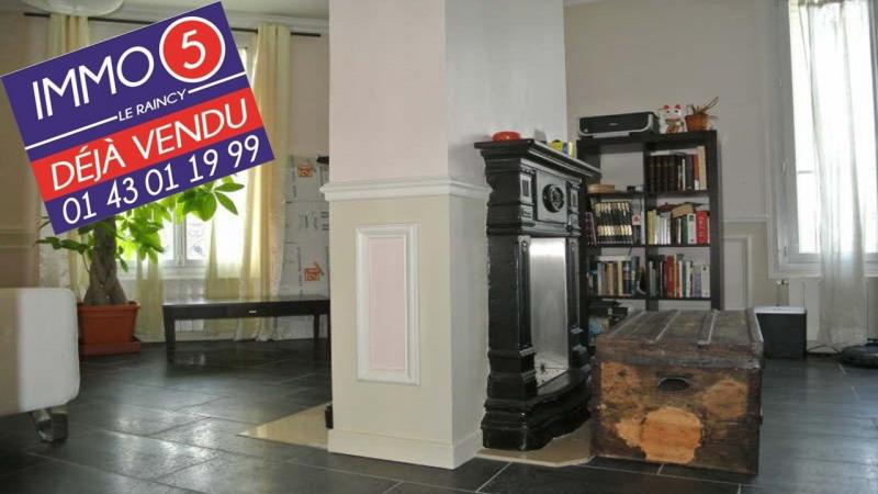 Vente appartement Le raincy 208000€ - Photo 1