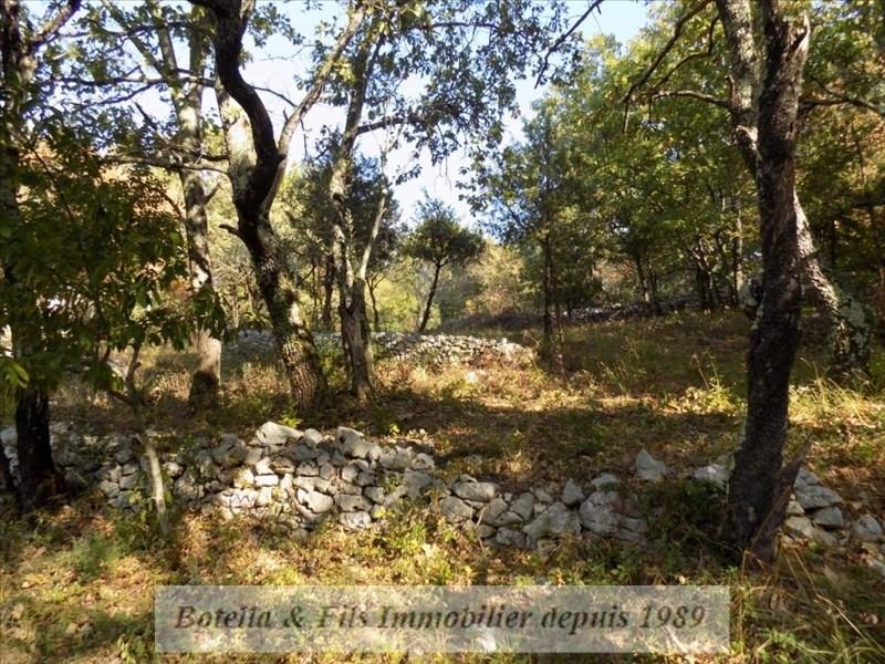 Venta  terreno Barjac 94500€ - Fotografía 4