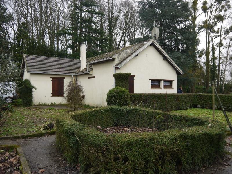 Sale house / villa Breval 188000€ - Picture 2