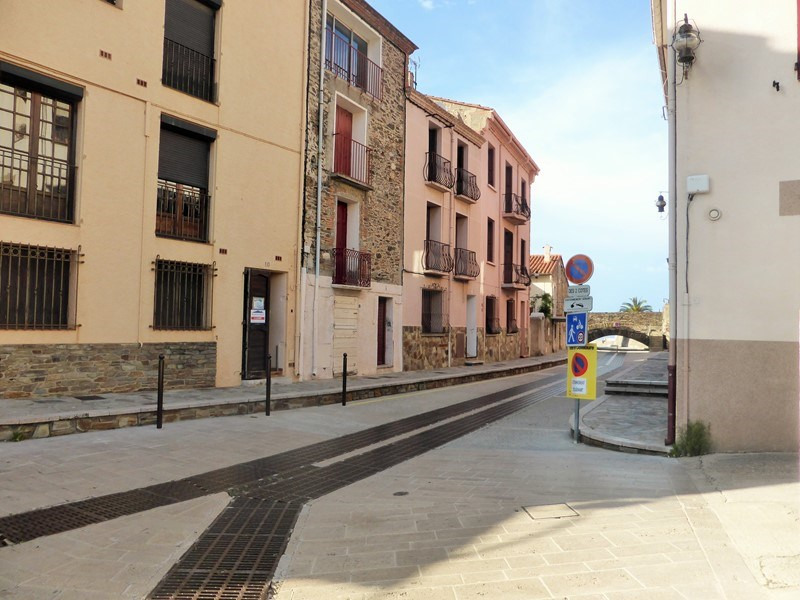 Location vacances appartement Collioure 264€ - Photo 7