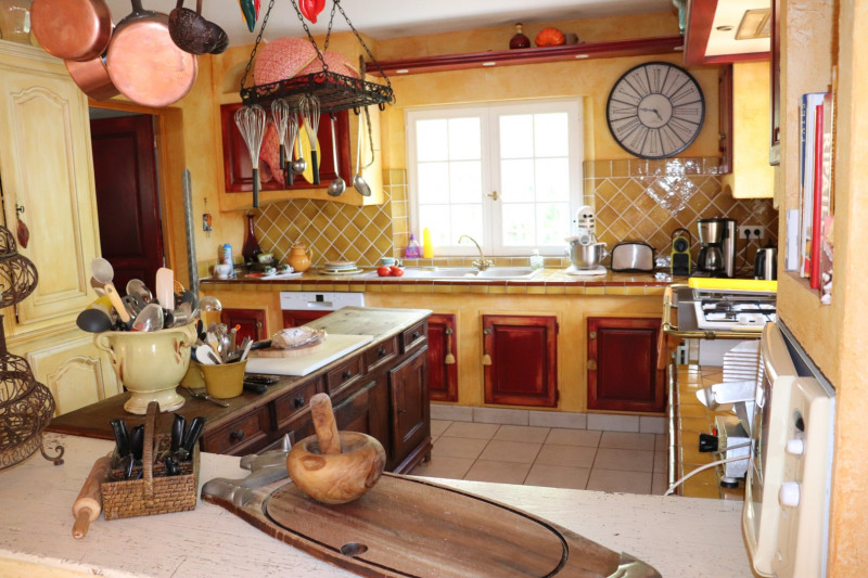 Vacation rental house / villa Grimaud 5 000€ - Picture 7