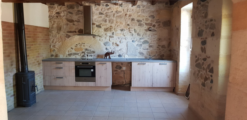 Rental house / villa Isle-saint-georges 1 000€ CC - Picture 4