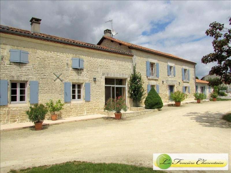 Vente maison / villa Besse 350000€ - Photo 1