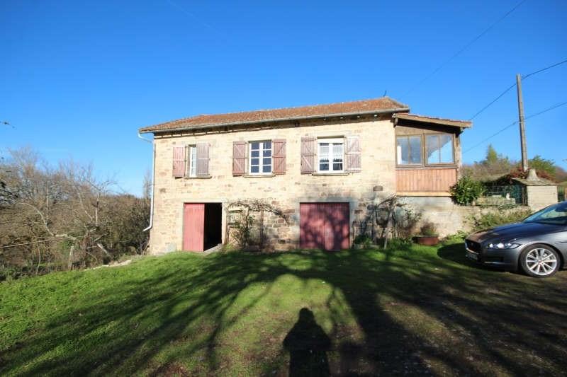 Sale house / villa Najac 137800€ - Picture 2