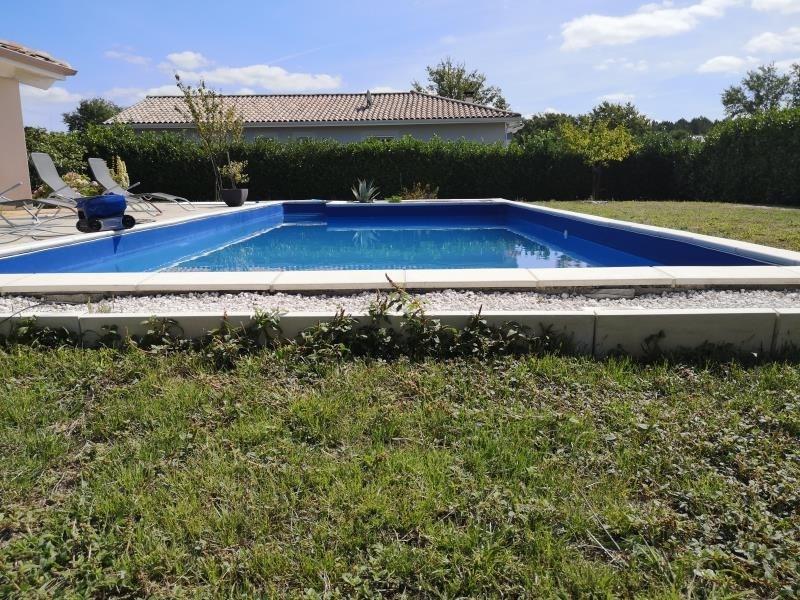 Sale house / villa Pontenx les forges 341250€ - Picture 5