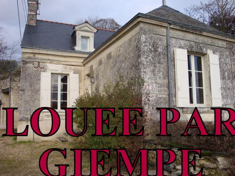 Rental house / villa Bauné 500€ CC - Picture 1