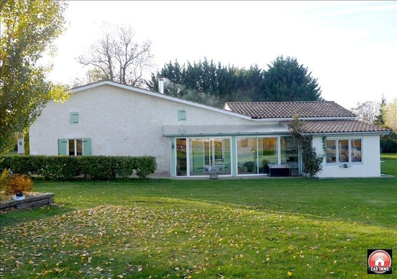 Vente maison / villa Saussignac 256000€ - Photo 1