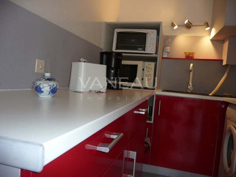 Vente de prestige appartement Juan-les-pins 116 000€ - Photo 3