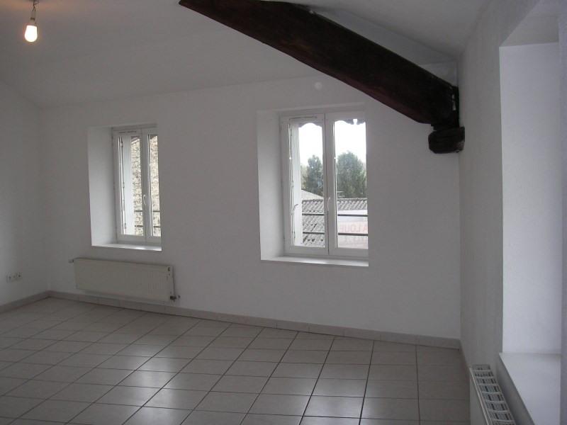 Rental apartment St jean le vieux 404€ CC - Picture 2