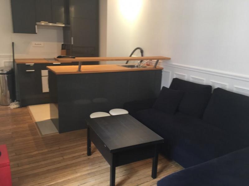 Rental apartment Paris 3ème 1600€ CC - Picture 1