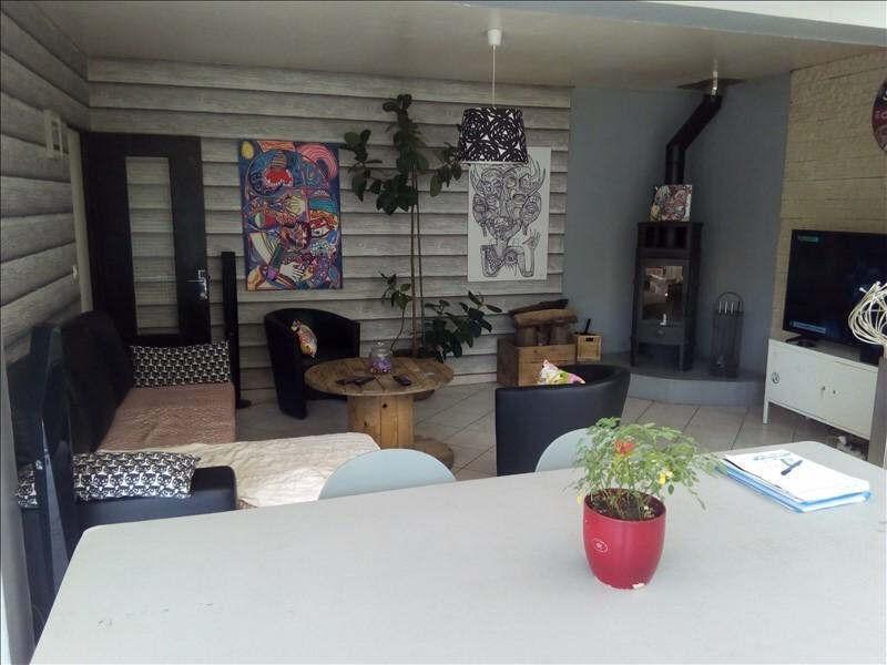 Sale house / villa Chaumont en vexin 162120€ - Picture 2