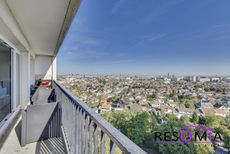 Vente appartement Clamart 537000€ - Photo 1