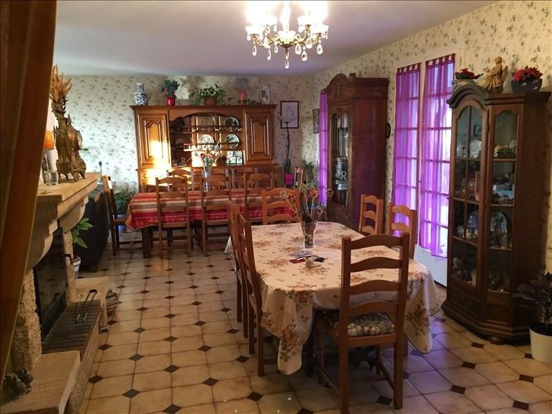 Sale house / villa La villedieu du clain 294000€ - Picture 3