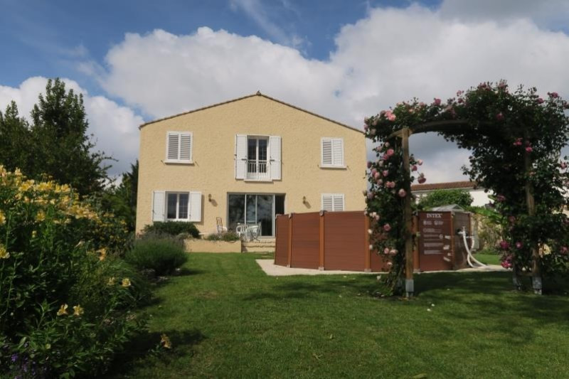 Vente maison / villa Semussac 315 000€ - Photo 3