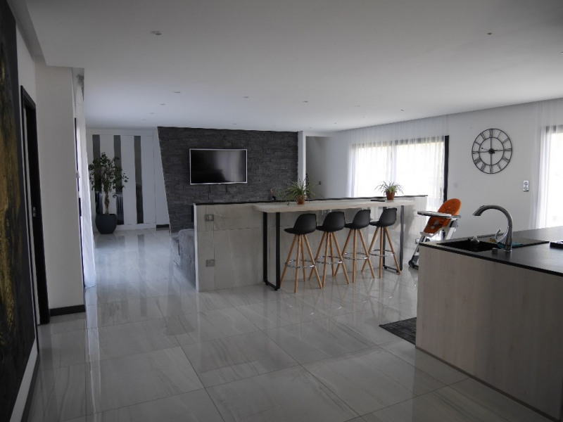 Vente maison / villa Villette 555000€ - Photo 3
