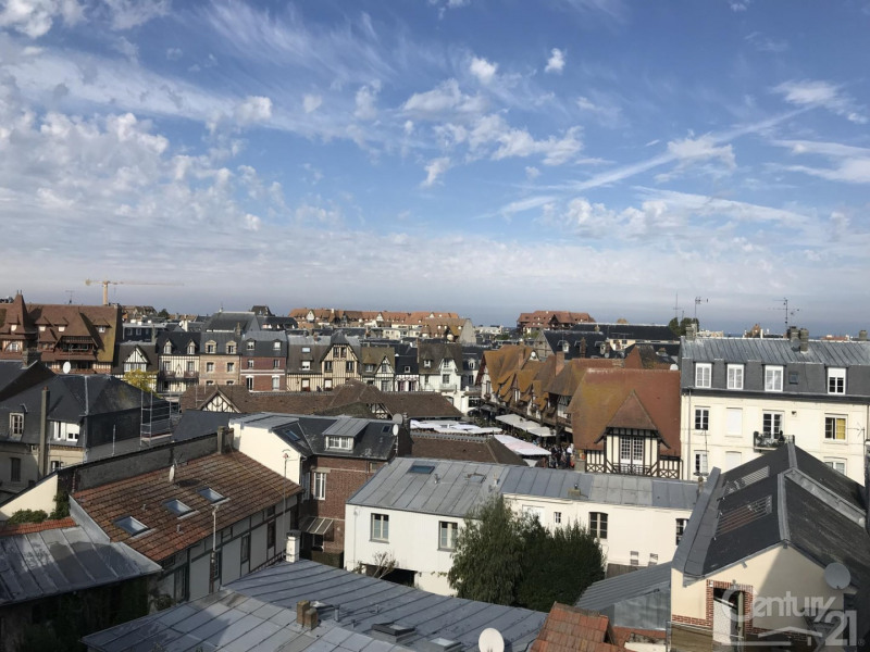 Verkoop  appartement Deauville 265000€ - Foto 15