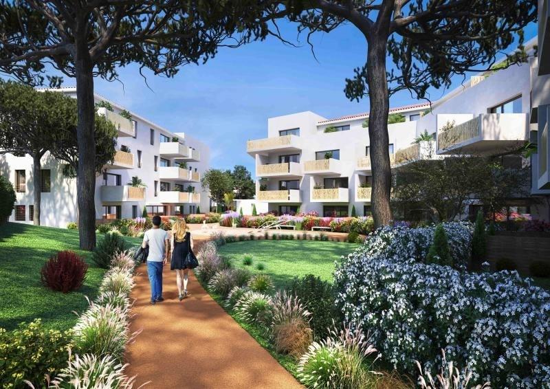 Vente de prestige appartement Balaruc les bains 286000€ - Photo 2
