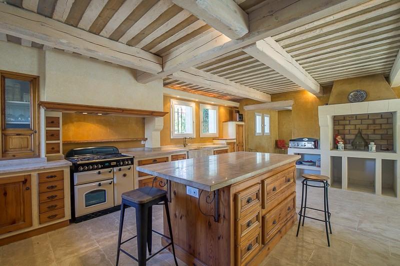 Deluxe sale house / villa Mallemort 1440000€ - Picture 5