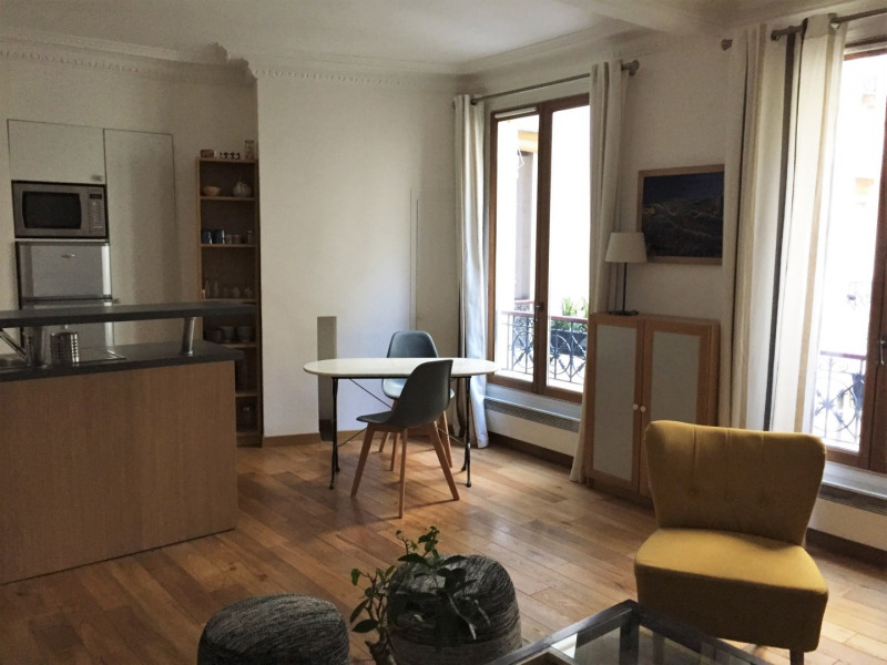 Sale apartment Paris 17ème 399 000€ - Picture 1