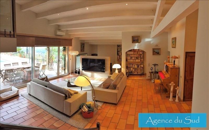 Vente de prestige maison / villa Cassis 980000€ - Photo 1