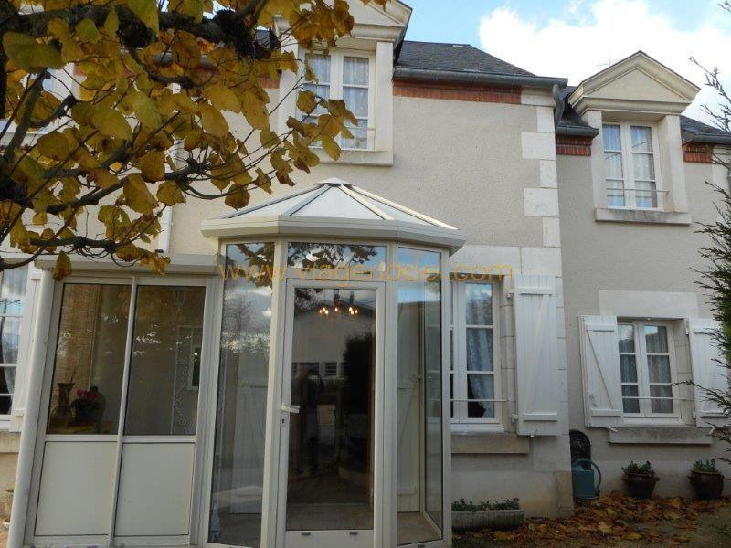 Vendita nell' vitalizio di vita casa Veaugues 93500€ - Fotografia 6