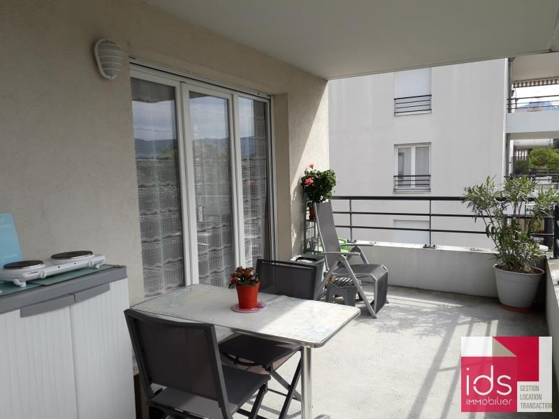 Vente appartement La ravoire 275 000€ - Photo 2