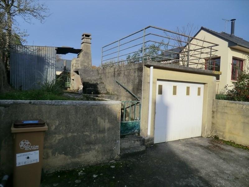Vente maison / villa Parce 38400€ - Photo 3