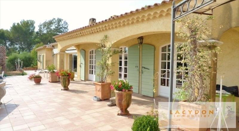 Deluxe sale house / villa La ciotat 1339000€ - Picture 1