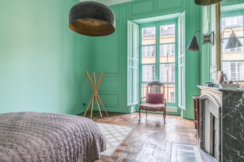 Vente de prestige appartement Versailles 764400€ - Photo 4