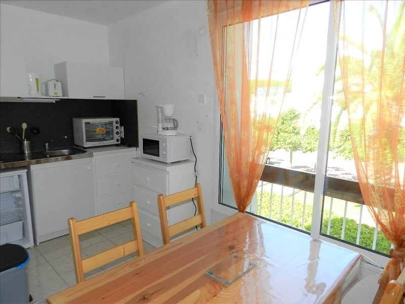 Rental apartment La grande motte 470€ CC - Picture 1