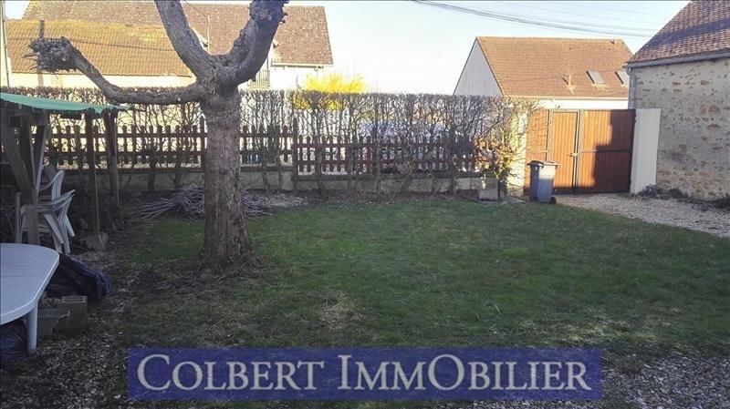 Sale house / villa Pontigny 124000€ - Picture 8