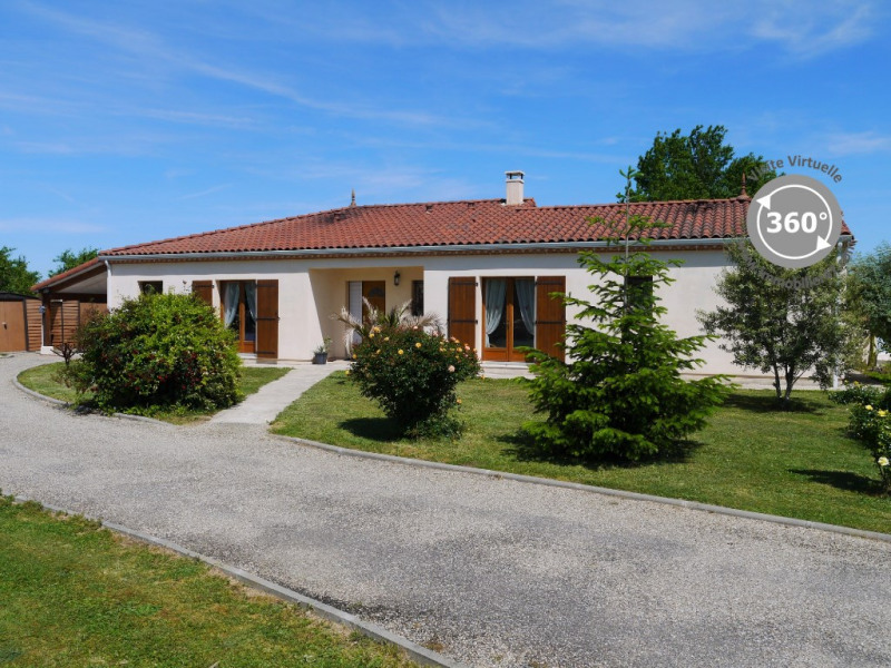 Sale house / villa Lafitte sur lot 260 000€ - Picture 1