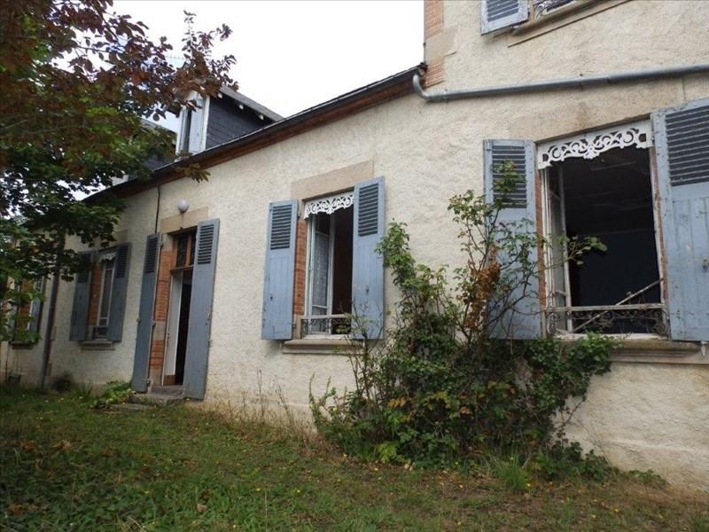 Revenda casa Moulins 192000€ - Fotografia 1