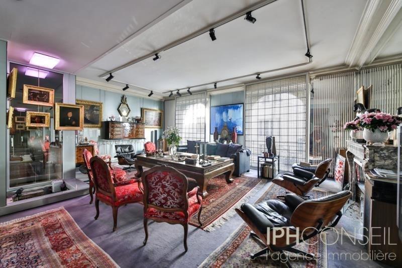 Deluxe sale house / villa Neuilly sur seine 4360000€ - Picture 2