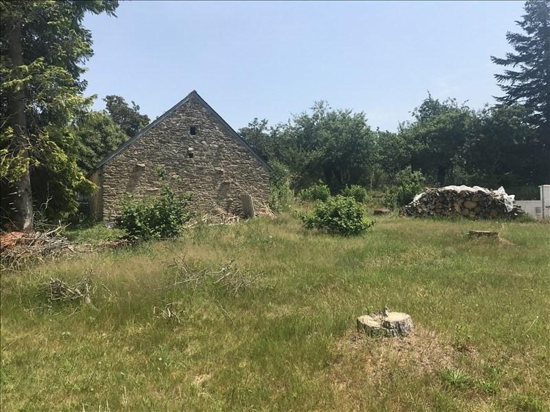 Revenda terreno Languidic 37500€ - Fotografia 1