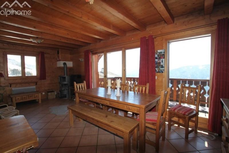 Deluxe sale house / villa Villard sur doron 660000€ - Picture 4