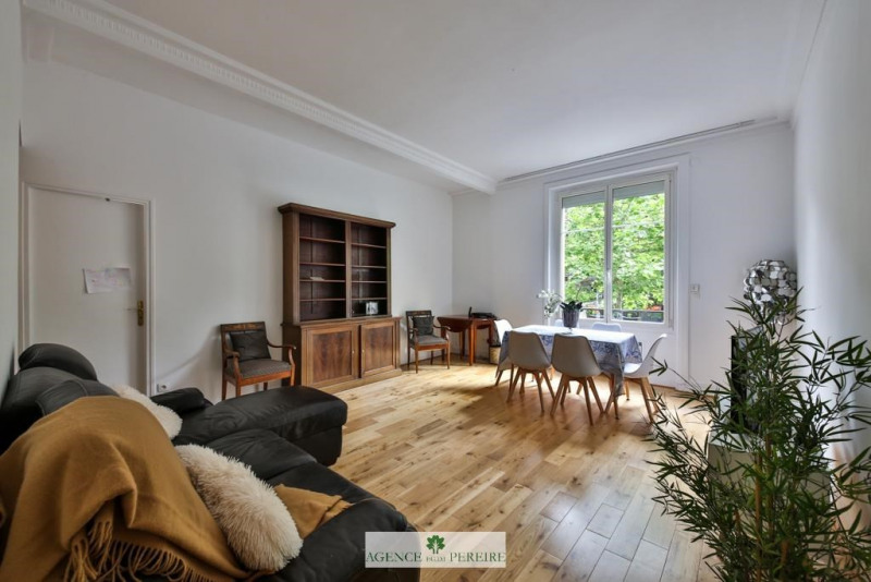Location appartement Paris 17ème 3 400€ CC - Photo 1