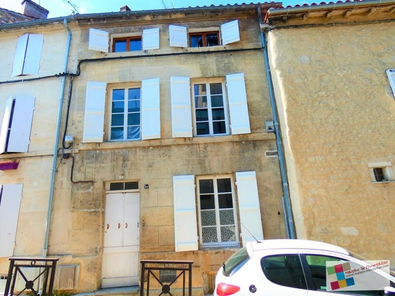 Vente maison / villa Cognac 85 600€ - Photo 2